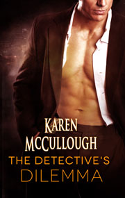 The Detective's Dilemma by Karen McCullough