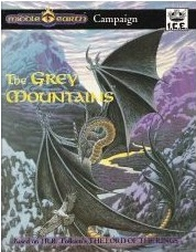 The Grey Mountains Cover