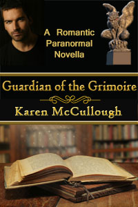 Guardian of the Grimoire cover
